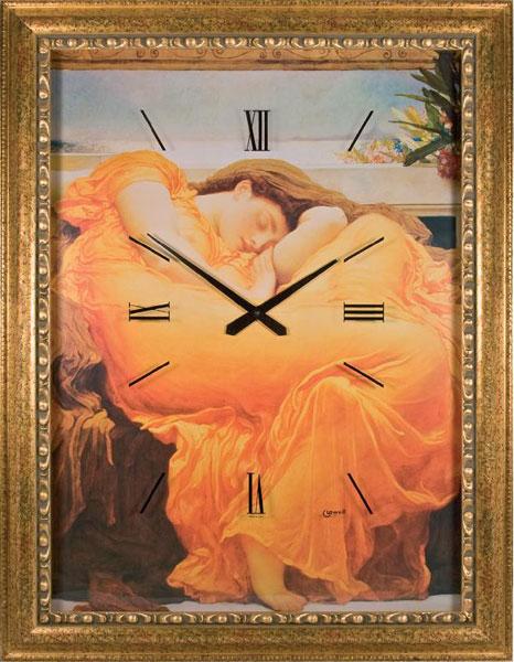 Настенные часы Lowell Low11374