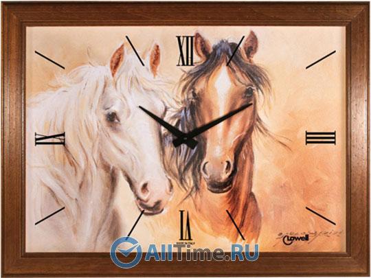 Настенные часы Lowell Low11708