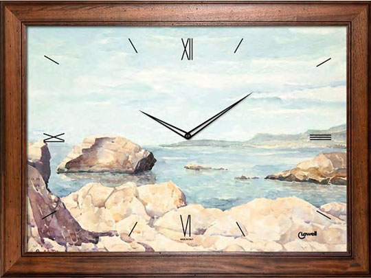 Настенные часы Lowell Low12103