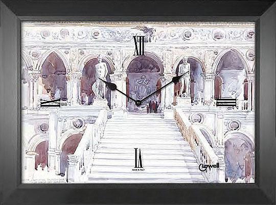 Настенные часы Lowell Low12107