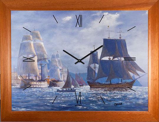 Настенные часы Lowell Low12206