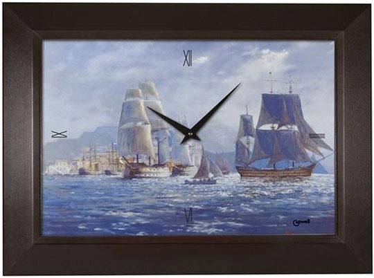 Настенные часы Lowell Low12208 laminat mostflooring 12208