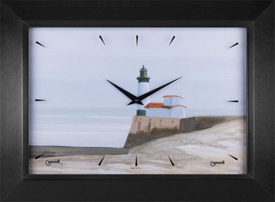 Настенные часы Lowell Low12212