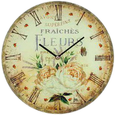 Настенные часы Lowell Low14827