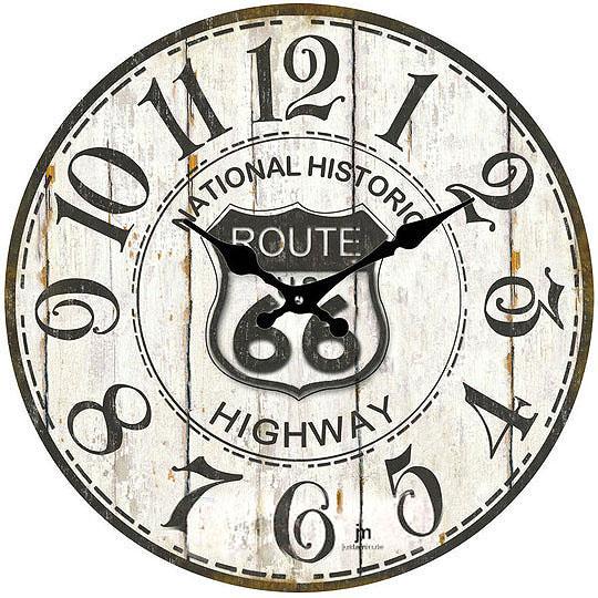 Настенные часы Lowell Low14848