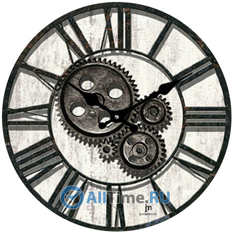 Купить Часы Low14851  Настенные часы в коллекции Glass Lowell