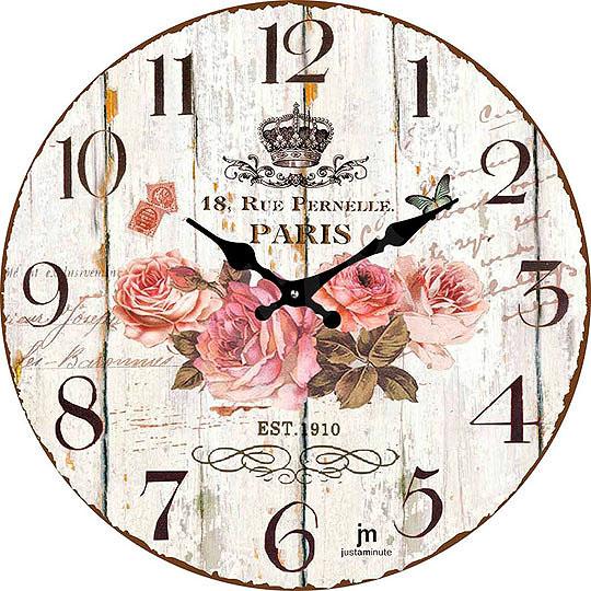 Настенные часы Lowell Low14852
