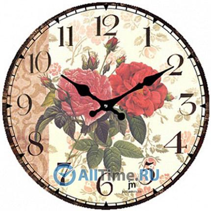 Настенные часы Lowell Low14855