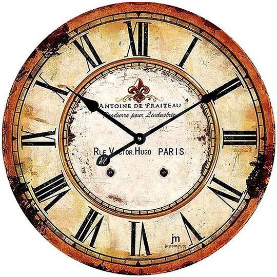 Настенные часы Lowell Low14862