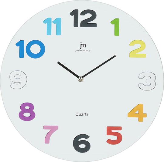 Настенные часы Lowell Low14872