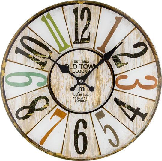 Настенные часы Lowell Low14878