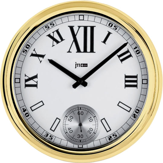Настенные часы Lowell Low14948G
