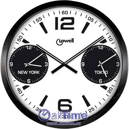 Настенные часы Lowell Low16655B от AllTime
