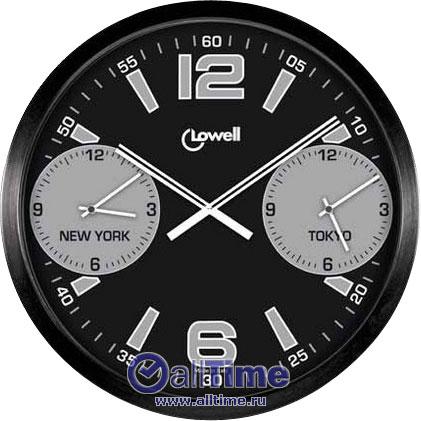 Настенные часы Lowell Low16655N от AllTime