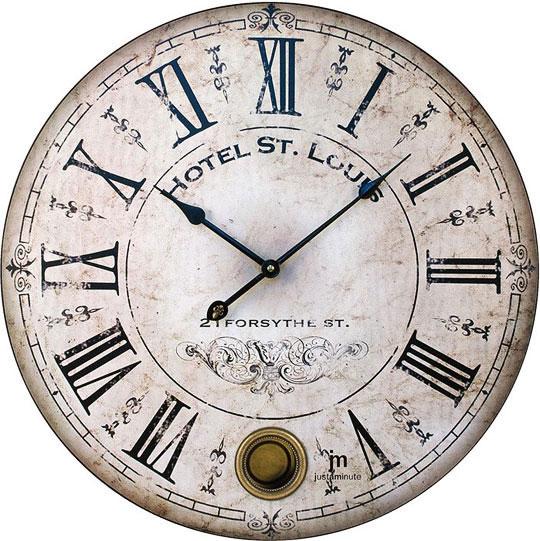 Настенные часы Lowell Low21405-ucenka женские часы elle time 20245s10x ucenka