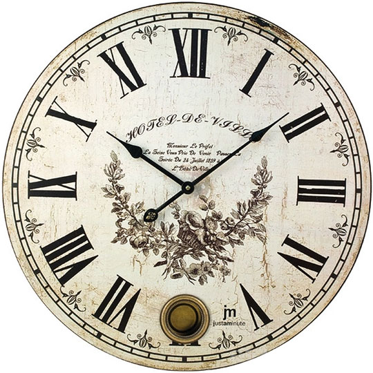 Настенные часы Lowell Low21407 от AllTime