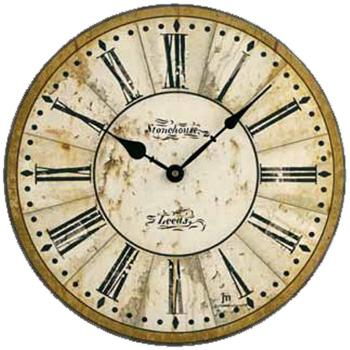 Настенные часы Lowell Low21409