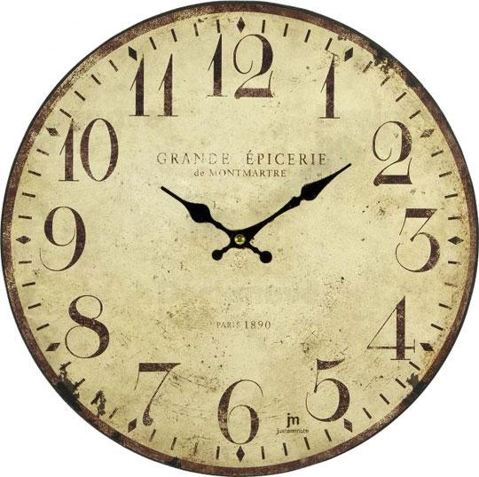 Настенные часы Lowell Low21410