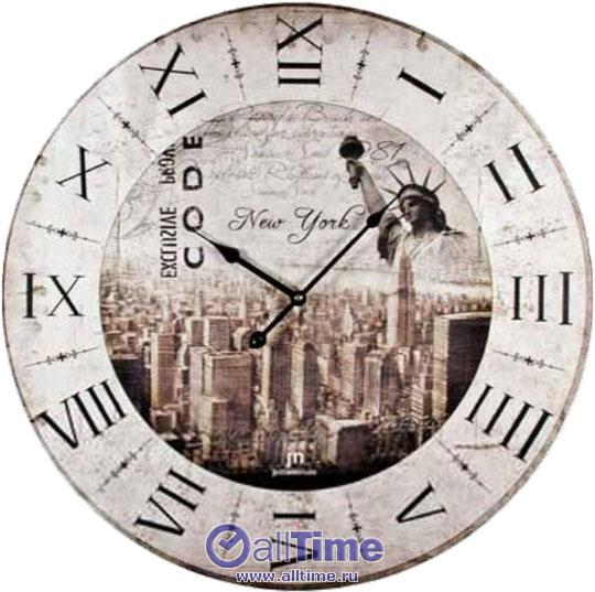 Настенные часы Lowell Low21416 от AllTime