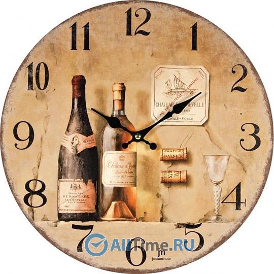 Настенные часы Lowell Low21426 от AllTime