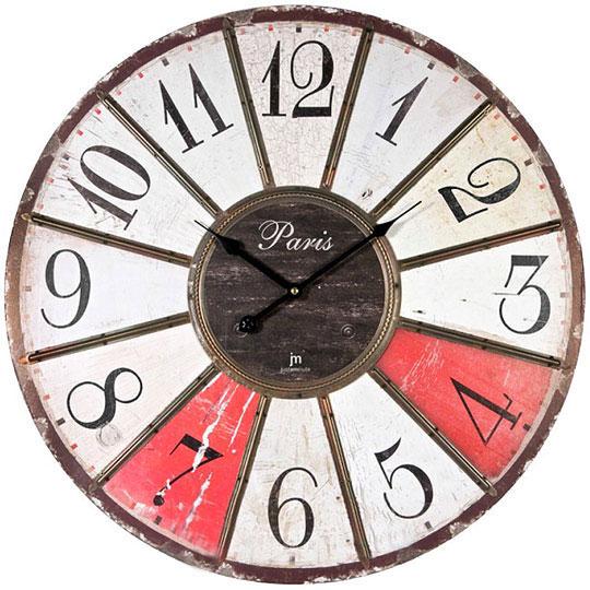 Настенные часы Lowell Low21451