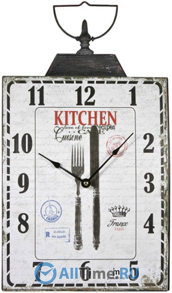 Настенные часы Lowell Low21453