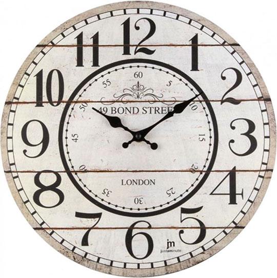 Настенные часы Lowell Low21455