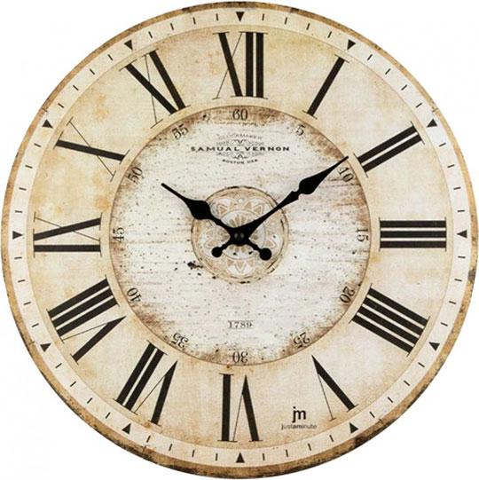 Настенные часы Lowell Low21456