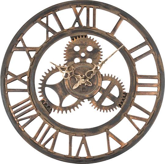Настенные часы Lowell Low21458 lowell настенные часы lowell 21458 коллекция настенные часы