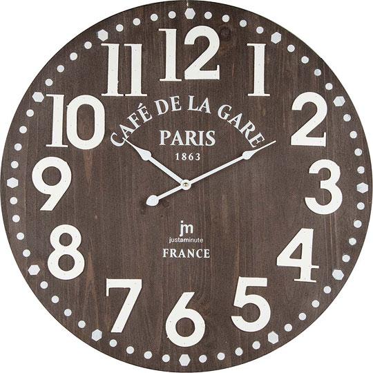 Настенные часы Lowell Low21461