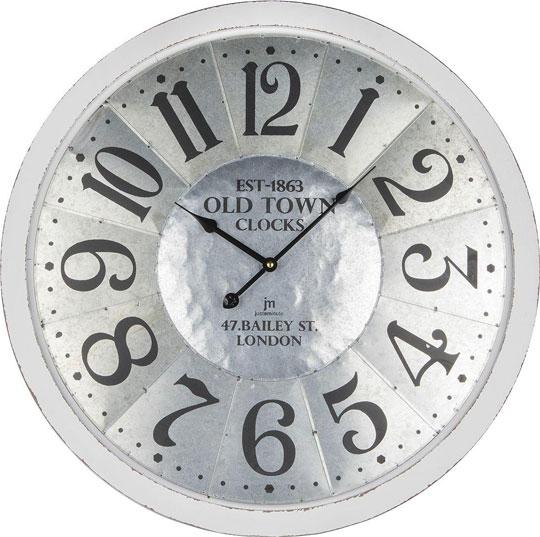Фото «Деревянные настенные часы Lowell Low21463»