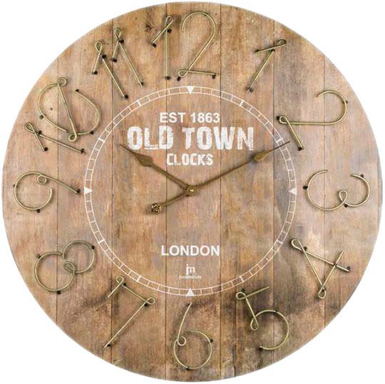 Настенные часы Lowell Low21464
