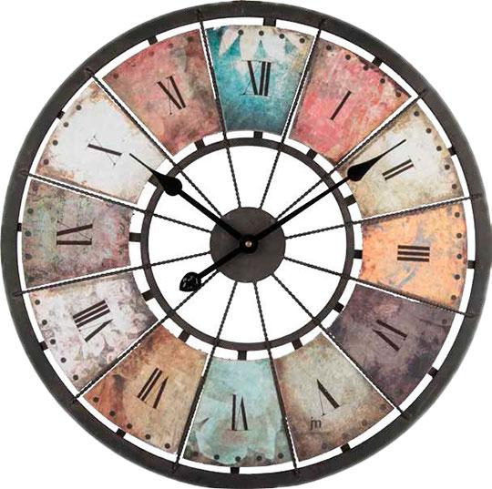 Настенные часы Lowell Low21467