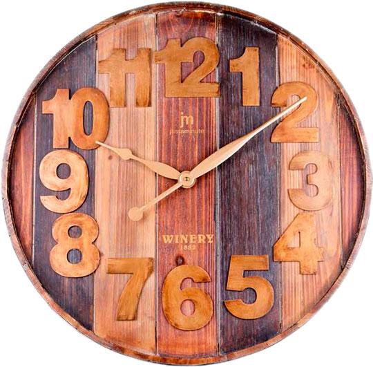 Настенные часы Lowell Low21470