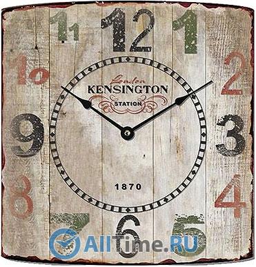 Настенные часы Lowell Low21501