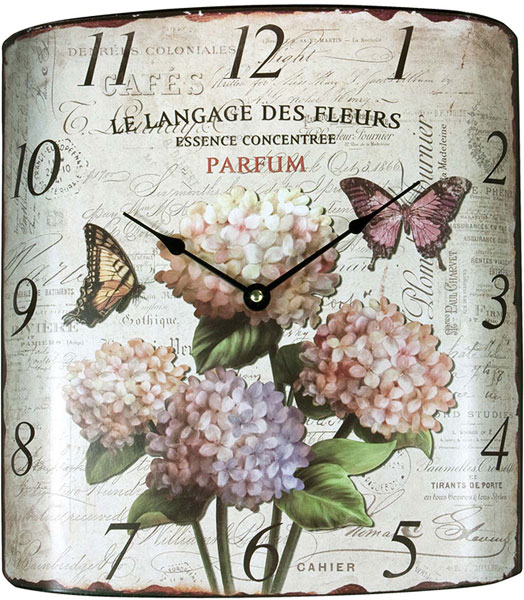 Настенные часы Lowell Low21504