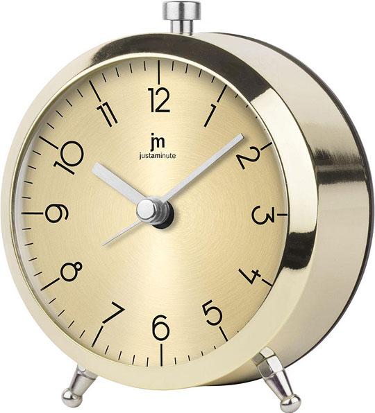 Настольные часы Lowell LowJA7046G будильник кварцевый mikhail moskvin цвет золотой 2816 5