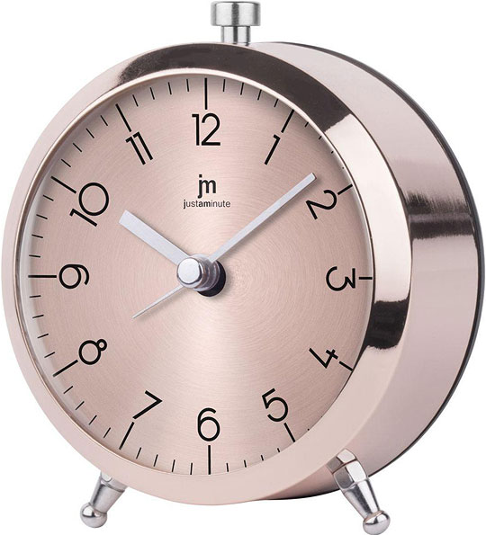 Настольные часы Lowell LowJA7046R часы пушка настольные 9 30 11см 1140005