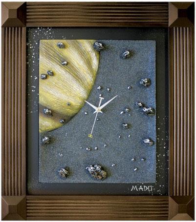 Настенные часы Mado MD-390