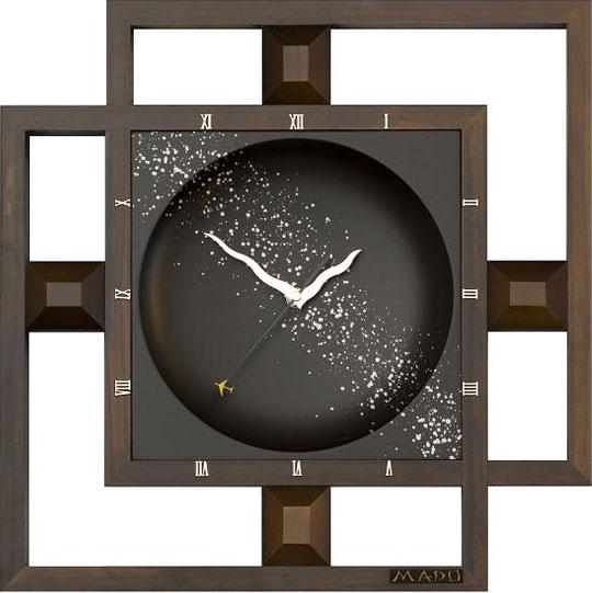 Настенные часы в коллекции Mini Mado