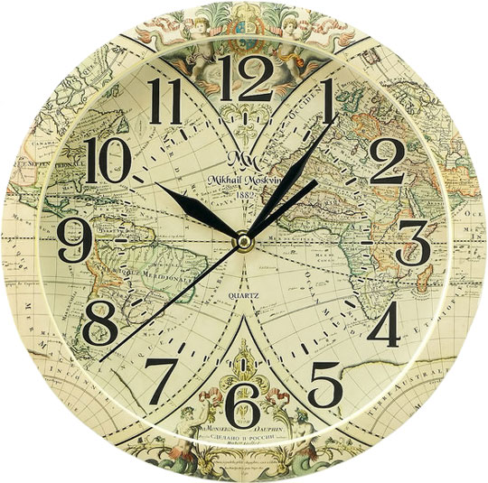 Настенные часы Михаил Москвин 20B4