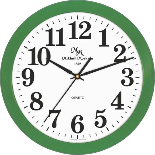 купить Настенные часы Михаил Москвин 20P3.14 по цене 920 рублей
