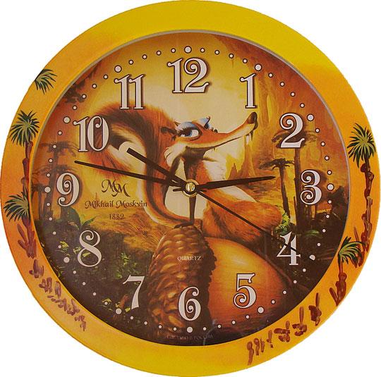 Настенные часы Михаил Москвин 20R108