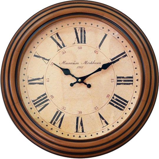 Настенные часы Михаил Москвин 211.8.6P1