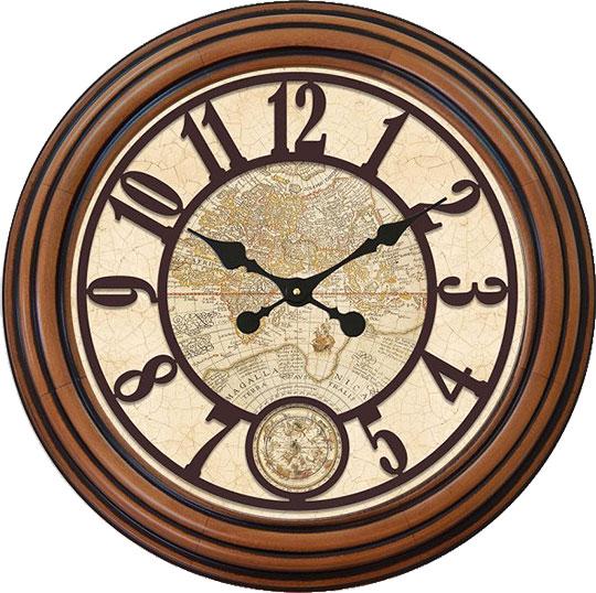 настенные часы михаил москвин serdce 6 3 Настенные часы Михаил Москвин 211.8.6P3