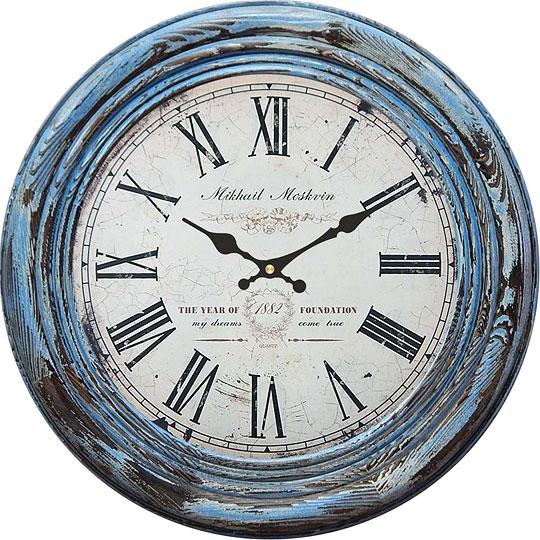 Настенные часы Михаил Москвин 23.5.13.1 настенные часы михаил москвин st8 4