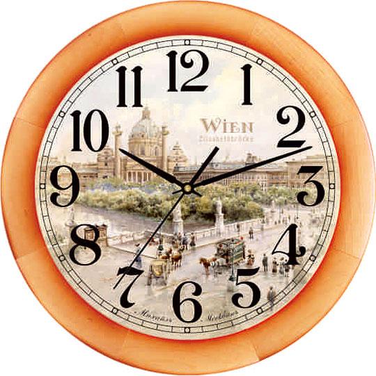 Настенные часы Михаил Москвин 4618A184 настенные часы михаил москвин majatnik skripka 15018614