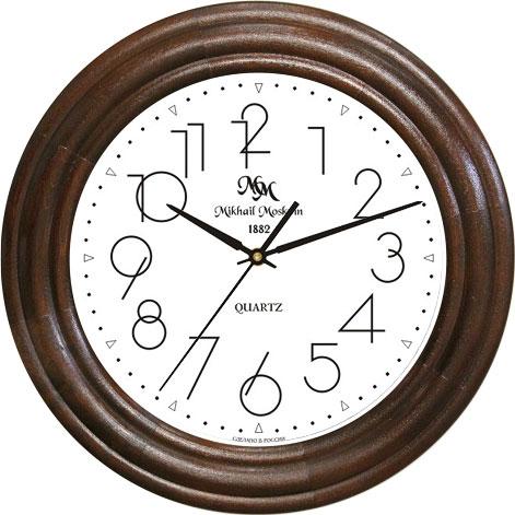 купить Настенные часы Михаил Москвин 501862 по цене 1130 рублей