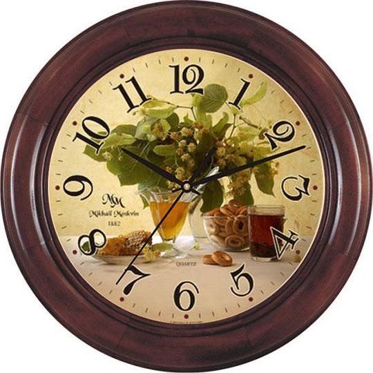 Настенные часы Михаил Москвин 5038692 настенные часы михаил москвин kartina maki