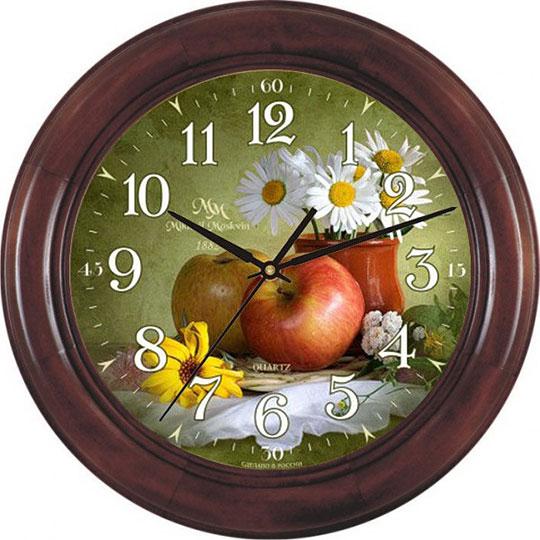 настенные часы михаил москвин serdce 6 3 Настенные часы Михаил Москвин 5038693